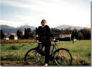 Joan cyklistka