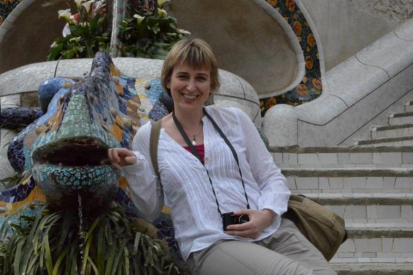 Joan - niespełniona iberystka w Barcelonie