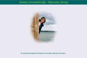 Prywatne Strony Joan w latach 2003-2011