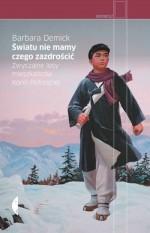 Światu nie mamy czego zazdrościć - okładka polskiego wydania