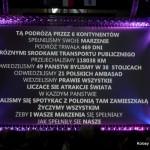 Podsumowanie wyprawy śladami Polonii