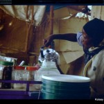 Afrykańska czaj mama