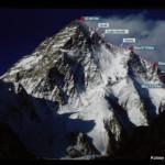 Nagrana wcześ›niej prezentacja Adama Bieleckiego z jego samotnego zdobywania szczytu K2, wraz z kapitalnym filmem o kolejce przed samym szczytem.