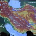 Łukasz Nitwiński - Iran na patelni. Trasa wyprawy rowerowej po upalnym Iranie.