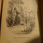 A w środku piękne ilustracje z wydania oryginalnego.. Mam polskiego Copperfielda wydanego w 1974 r. z zachowanym tłumaczeniem z 1889 roku, ale niestety bez ilustracji. :(