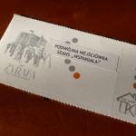 """Podwójna wejściówka na """"Wspaniałą"""" do Klubu Filmowego - losowanie wśród poprawnych odpowiedzi na pytanie konkursowe dotyczące filmu"""