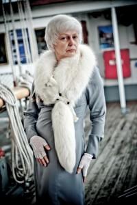 Dorota Lulka jako Tulla - fot. Joanna Siercha