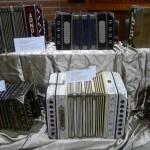Wśród setki modeli są instrumenty z początku XX w.