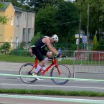 Tomasz Karolak. 962. miejsce, ale dał radę :) Druga najbardziej po Szycu rozpoznawana postać Herbalife Triathlon